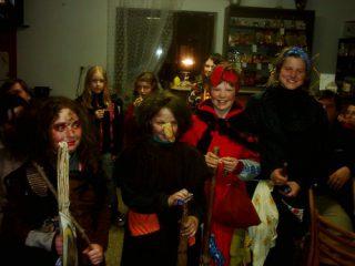 Miss čarodějnice 2006