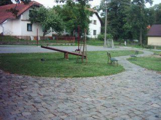 kundratická náves
