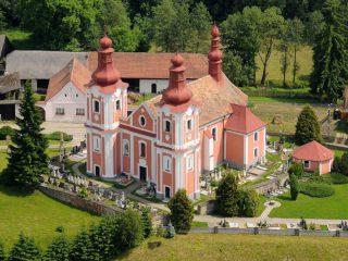 Kostel sv. Bartoloměje v Rozsochách