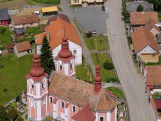 Rozsochy - kostel sv. Bartoloměje