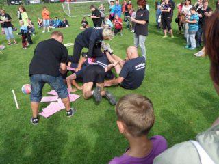 Hry bez hranic - II. ročník r. 2015