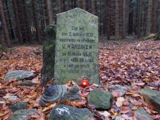 Pomník posledního zastřeleného vlka