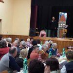 Zahájení setkání seniorů obce Rozsochy