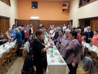 Setkání seniorů obce Rozsochy