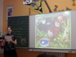 Čtení dětem - ZŠ Rozsochy - Kr. Pavlačková - Tchaj-wan, 7.3.2016
