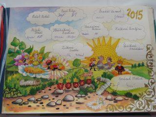 Pamětní kniha obce - Vítání občánků