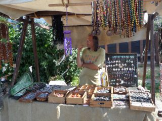 Bartolomějská pouť 2016 - řemeslný jarmark