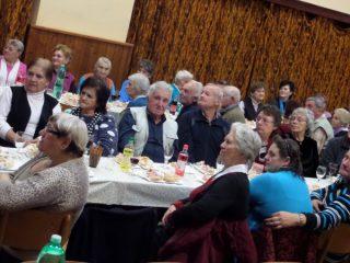 Setkání seniorů 2016 - doprovodný program - ZŠ Rozsochy