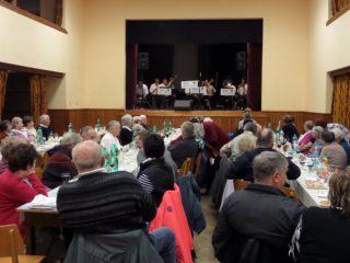 Setkání seniorů 2016 - doprovodný program - Bystřická kapela