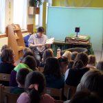 Pohádkové čtení – O princi z knížky – Jan Hrubec