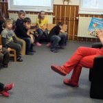 Čtení dětem – Brněnské tetiny