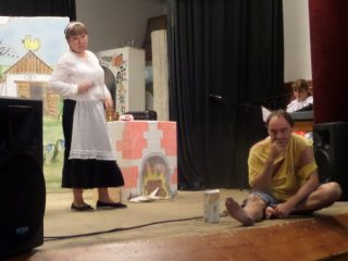 Divadelní soubor Rozsochy - O svatém Martinovi