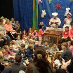 """""""Čtení dětem – za oponou s místním divadelním souborem"""""""