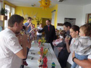 Vítání občánků narozených v roce 2017