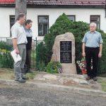 Odhalení pomníku v Blažejovicích – rok 2018