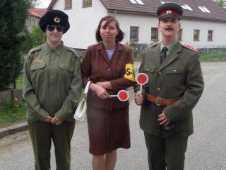 Prvomájové oslavy v Kundraticích